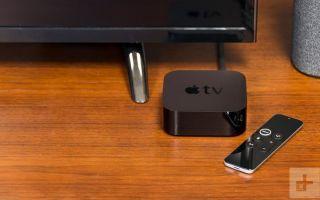Как настроить Apple TV и Apple TV 4K