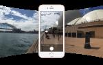 Как опубликовать панорамные фотографии на Facebook