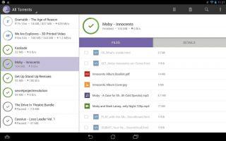 Самые интересные клиенты BitTorrent для Android
