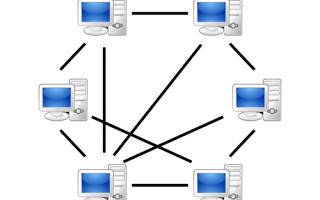 Как настроить одноранговую сеть в Windows 10?