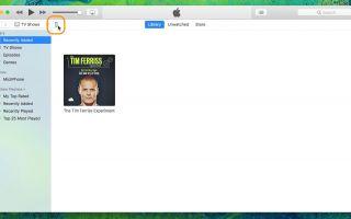 Как восстановить iPhone из iTunes Backup