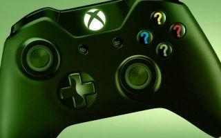 Как подключить контроллер Xbox One к ПК