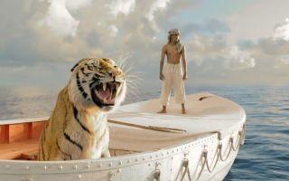 Оскар Эффекты: как Life Of Pi поймал цифрового тигра за хвост