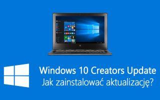 Как установить обновление для Windows 10 Creators