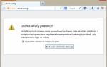 Как включить несколько процессов в Firefox