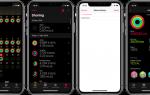 Apple Watch: как поделиться данными об активности с другими