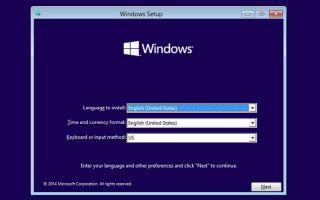 Программа установки Windows не может установить один или несколько загрузочных драйверов [решено]