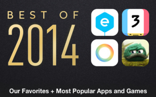 Лучшие приложения для iPhone — 2014