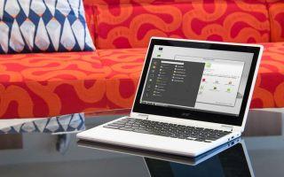 Как установить Linux на Chromebook
