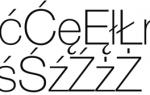 Как отключить польских символов в SMS на Android