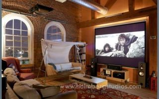 10 советов для домашнего кинотеатра DIY