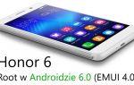 Как сделать root в Honor 6 с Android 6.0 (EMUI 4.0)