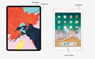 Как сделать снимок экрана на iPad (любое поколение)