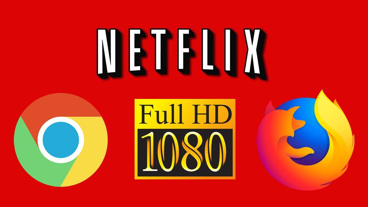 Как смотреть Netflix в 1080p в Chrome и Firefox