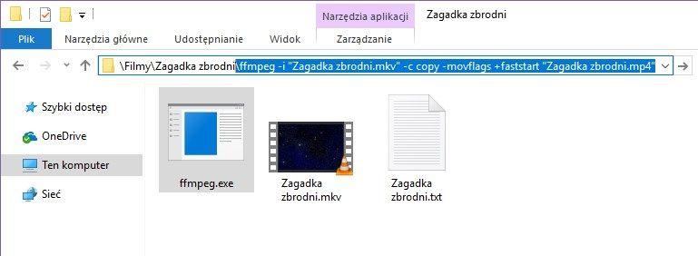 MKV to MP4 - как быстро преобразовать фильм из одного