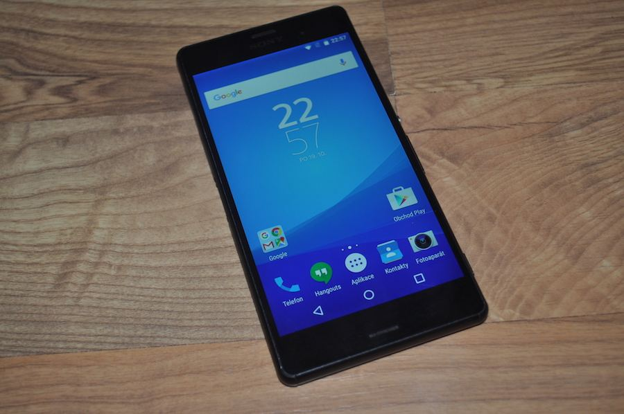 Android 6.0 на Xperia Z3