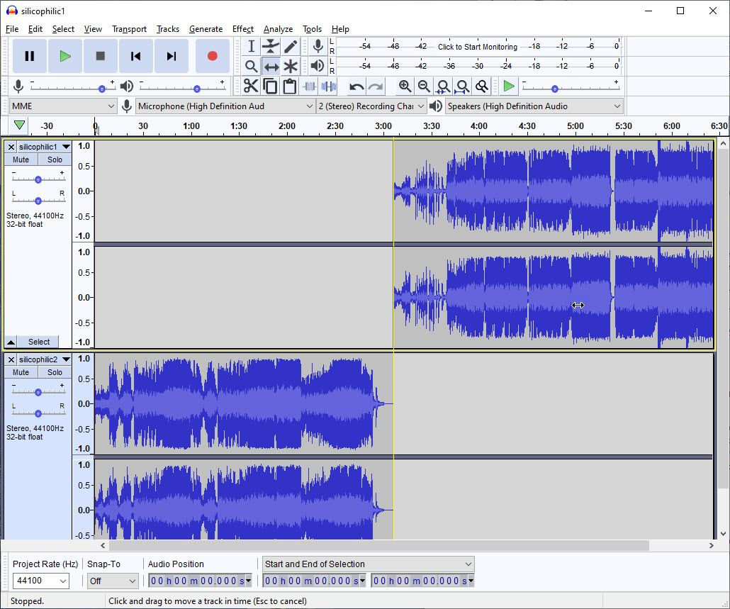 audacity_merge_tracks