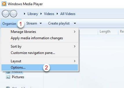 Media_Player_Organize_Options