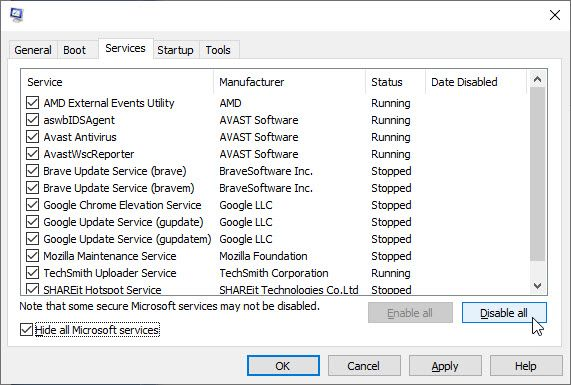 disable_all_startup_services
